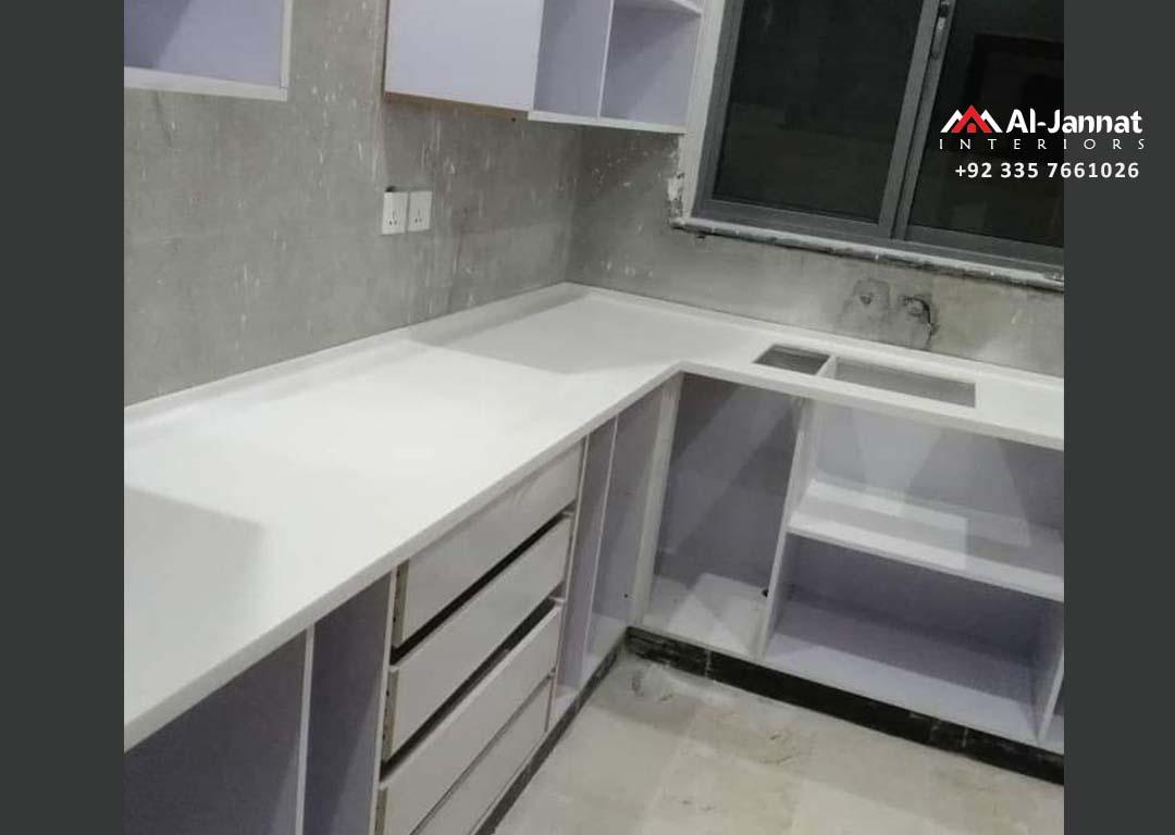 Kitchen Works Beautiful - Al-Jannat Interiors