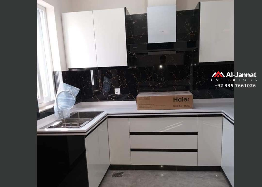 Kitchen Work - Al-Jannat Interiors
