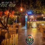 Jungle Lounge Front View - Aljannat Interiors